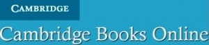 Logo Cambridge books